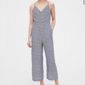 GAP Women's NWT Tie-Back Cami Jumpsuit